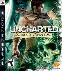 Uncharted Drake's Fortune Playstation 3 Prices