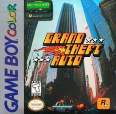 Grand Theft Auto GameBoy Color Prices