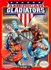 American Gladiators - Front | American Gladiators NES
