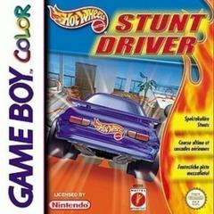 Hot Wheels Stunt Driver PAL GameBoy Color Prices