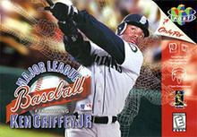 Major League Baseball Featuring Ken Griffey Jr PAL Nintendo 64 Prices