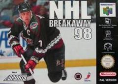NHL Breakaway '98 PAL Nintendo 64 Prices