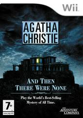 Agatha Christie: And Then There Were None PAL Wii Prices