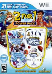 2 for 1 Power Pack Winter Blast & Summer Sports 2 Wii Prices