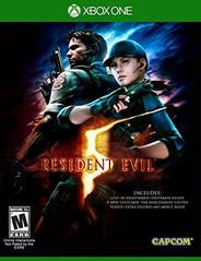 Resident Evil 5 Xbox One Prices