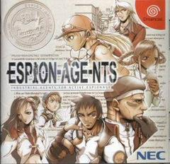 Espion-Age-Nts JP Sega Dreamcast Prices