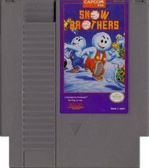 Cartridge | Snow Brothers NES