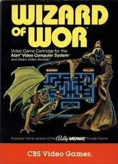 Wizard of Wor Atari 2600 Prices