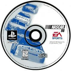 Game Disc   NASCAR 98 Playstation