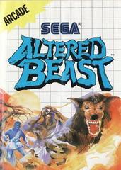 Altered Beast PAL Sega Master System Prices