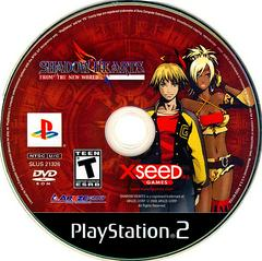 Game Disc | Shadow Hearts From the New World Playstation 2