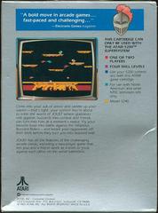 Joust - Back | Joust Atari 5200