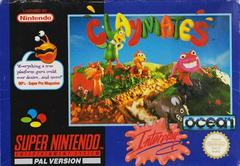 Claymates PAL Super Nintendo Prices