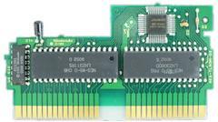 Circuit Board   Isolated Warrior NES