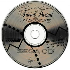 Game Disc | Trivial Pursuit Sega CD