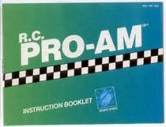 RC Pro-AM - Instructions | RC Pro-AM NES