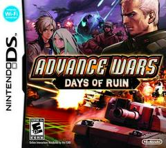 Advance Wars Days of Ruin Nintendo DS Prices