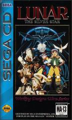 Lunar The Silver Star Sega CD Prices