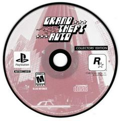 Game Disc - (SLUS-00106CE) | Grand Theft Auto Collector's Edition Playstation