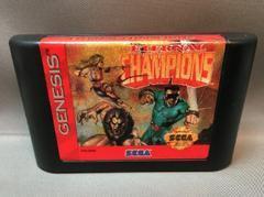 Cartridge | Eternal Champions Sega Genesis