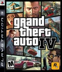 Grand Theft Auto IV Playstation 3 Prices