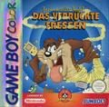 Tasmanian Devil Munching Madness | PAL GameBoy Color