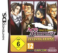 Ace Attorney Investigations: Miles Edgeworth PAL Nintendo DS Prices