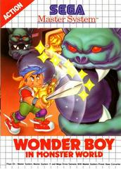 Wonder Boy in Monster World PAL Sega Master System Prices