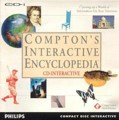 Compton's Interactive Encyclopedia CD-i Prices