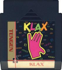 Cartridge   Klax NES