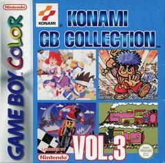 Konami GB Collection Vol. 3 PAL GameBoy Color Prices