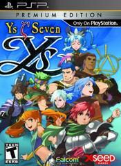 Ys Seven: Premium Edition PSP Prices
