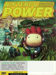 Subscriber Edition | [Volume 281] Scribblenauts Unlimited Nintendo Power