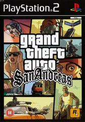 Grand Theft Auto: San Andreas PAL Playstation 2 Prices