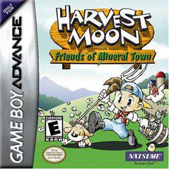 Harvest Moon Friends Mineral Town GameBoy Advance Prices