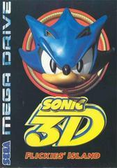 Sonic 3D PAL Sega Mega Drive Prices