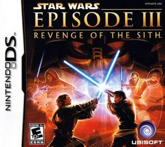 Case - Front   Star Wars Episode III Revenge of the Sith Nintendo DS