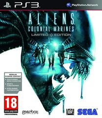 Aliens: Colonial Marines [Limited Edition] PAL Playstation 3 Prices