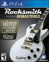 rocksmith 2014 edition remastered prices playstation 4 compare loose cib new prices. Black Bedroom Furniture Sets. Home Design Ideas