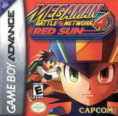 Mega Man Battle Network 4 Red Sun GameBoy Advance Prices