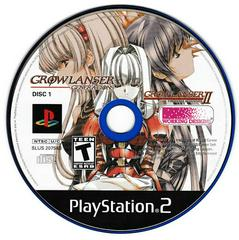 Game Disc 1 - Growlancer II | Growlanser: Generations Playstation 2