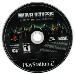 Game Disc | Marvel Nemesis Rise of the Imperfects Playstation 2