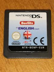 Cartridge | Berlitz English Dictionary PAL Nintendo DS