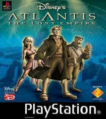 Atlantis The Lost Empire PAL Playstation Prices