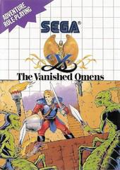 Ys the Vanished Omens Sega Master System Prices