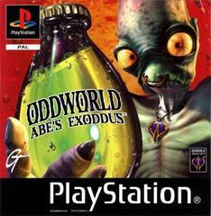 Oddworld Abe's Exoddus PAL Playstation Prices