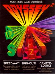 Speedway & Spinout & Crypto-Logic Magnavox Odyssey 2 Prices