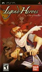 Legend of Heroes A Tear of Vermillion PSP Prices