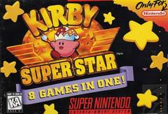 Kirby Super Star Super Nintendo Prices