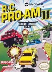 RC Pro-AM II - Front | RC Pro-AM II NES
